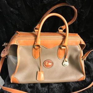 Dooney & Bourke Two Tone Bag