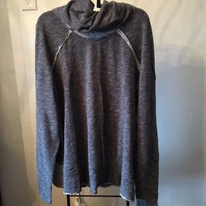 Free-People-New-Cocoon-Cowl-Pullover-Top-Tunic