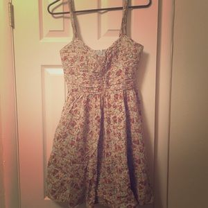 American Rag floral dress, women's size small
