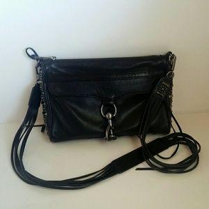 Rebecca Minkoff MAC black leather