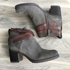 Sam edelman black ankle booties 6.5 new