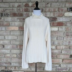 Banana Republic Knit Sweater for Layering Large