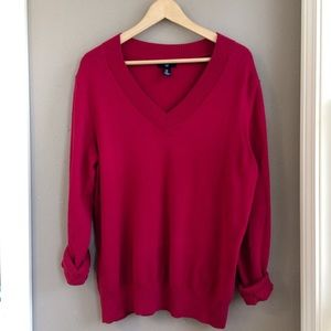 XL GAP V-Neck Sweater