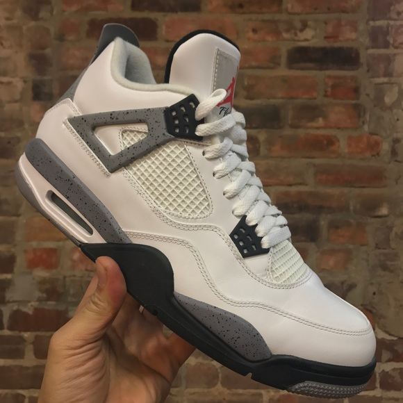 201480083af Jordan Other - Air Jordan 4 White Cement (2012) sz 11.5