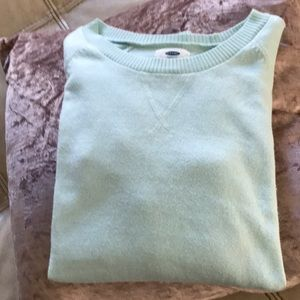 Just In🎅🏻Old Navy Mint Sweater