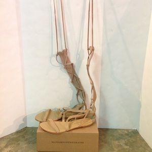 Matisse Atlas Gladiator Sandals