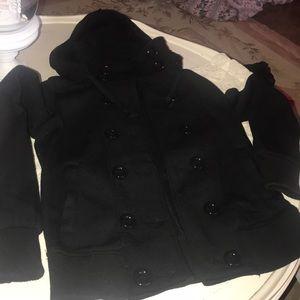 Forever 21 Black Womans Jacket !
