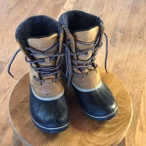 Sorel winter snow boots size 6.5