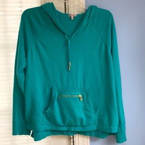Juicy Couture green sweater