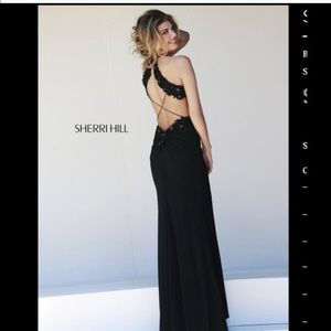 Sherry Hill 32008 prom dress