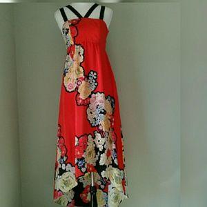Anthropologie Leifsdottir Picolina dress