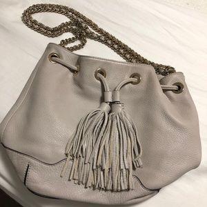 Rebecca Minkoff Gray Bucket Bag