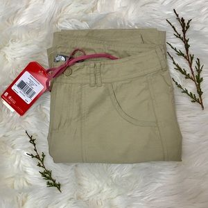 North Face Pants Woman's Size 8