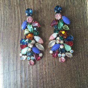 NWOT J. Crew Earrings