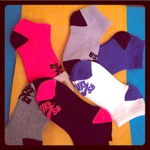 🆕 Nike Low Cut Socks, 6PK