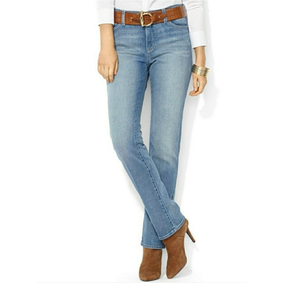 5864e4688 Vintage Ralph Lauren High Waisted Jeans. M 5a302a6b7fab3acce9041937