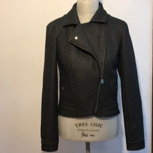 Anthropologie Cartonnier Jolie Moto Jacket