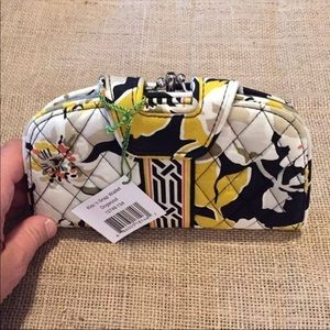 Vera Bradley Dogwood wallet new with tag