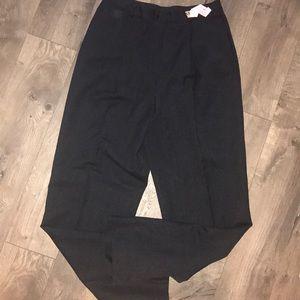 Zara lose fit wool women's winter dress pants
