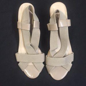 Cato 7.5M Elastic Strap 3in Heels.