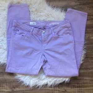 [Gap] Lavender Always Skinny Jeans