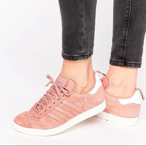 Adidas Originals Gazelle Dusty Pink