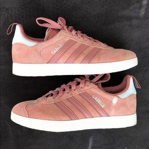 le adidas originali gazzella dusty rosa poshmark