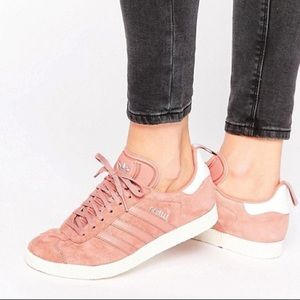 Adidas Originals Gazelle - dusty pink