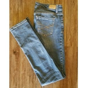 Aeropostale Skinny Jeans Size 6 Long