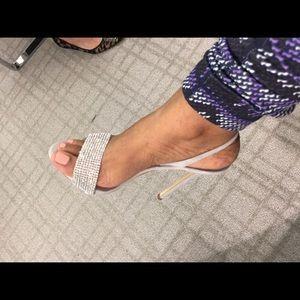 Giuseppe Zanotti Size 39 Diamond Sandal