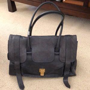 Proenza shouler navy ps1 shoulder bag