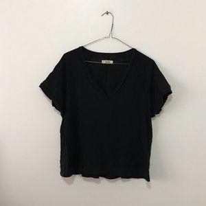 Madewell Black Shirt