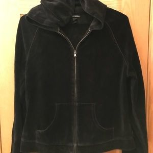 EXPRESS VELOUR TRACK SUIT