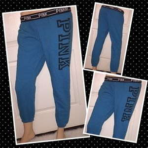 VS PINK Gym sweatpants SMALL