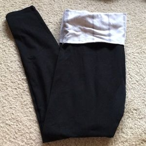 Mossimo- purchased from target skinny yoga legging