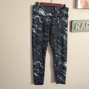 Marbled Workout Leggings