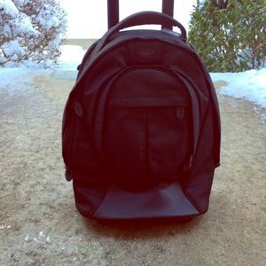 Tumi Rolling Laptop Backpack
