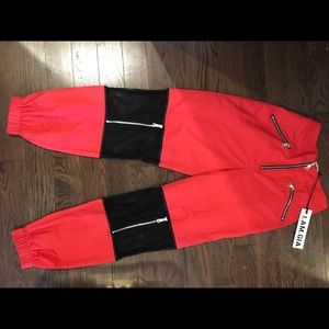 The Gwen Pant in red from I.Am.Gia the Label