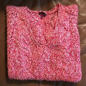 Marl Cable London Tunic Sweater