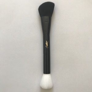 YSL couture contouring brush highlighting duo end