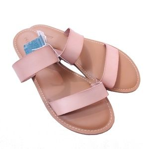 Old Navy Peach Sandals