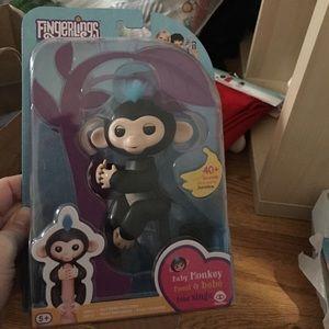 Other - Fingerlings black monkey