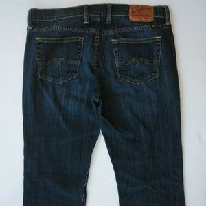 Lucky Brand Sweet n Low Jeans size 8