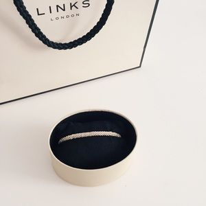 NIB Links of London Silver Effervescence Bracelet