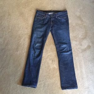 Citizens of Humanity Ava Stretch size 28