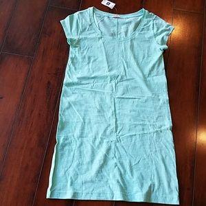 New Gap tshirt dress