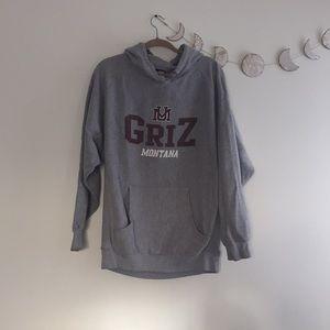 University of Montana hoodie