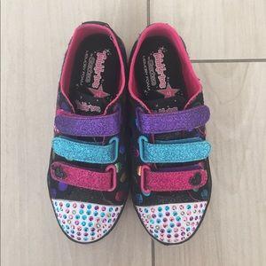 Skechers TwinkleToes Girl Shors
