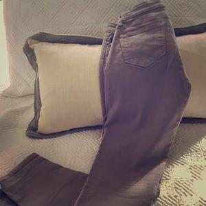 Grey Paige Jeans