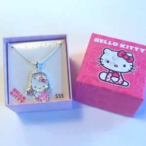 Brand New Hello Kitty Necklace